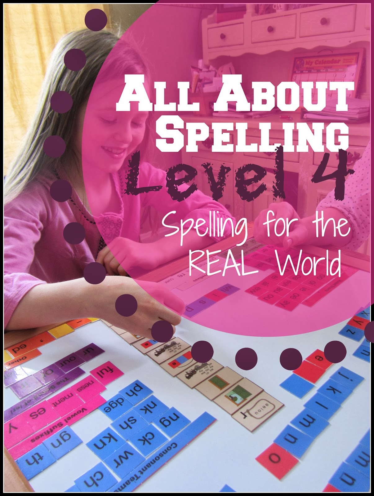 All About Spelling: Spelling for the REAL World. This is my favorite spelling program. {The Unlikely Homeschool}