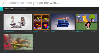 giphy, gif search engine
