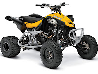 2013 Can-Am DS 450 Xmx ATV pictures 2