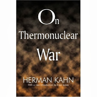 Oorsprong naam Megadeth - Herman Kahn - On thermonulear war boek
