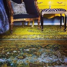 Carpet vista intervju med mig om inredning.