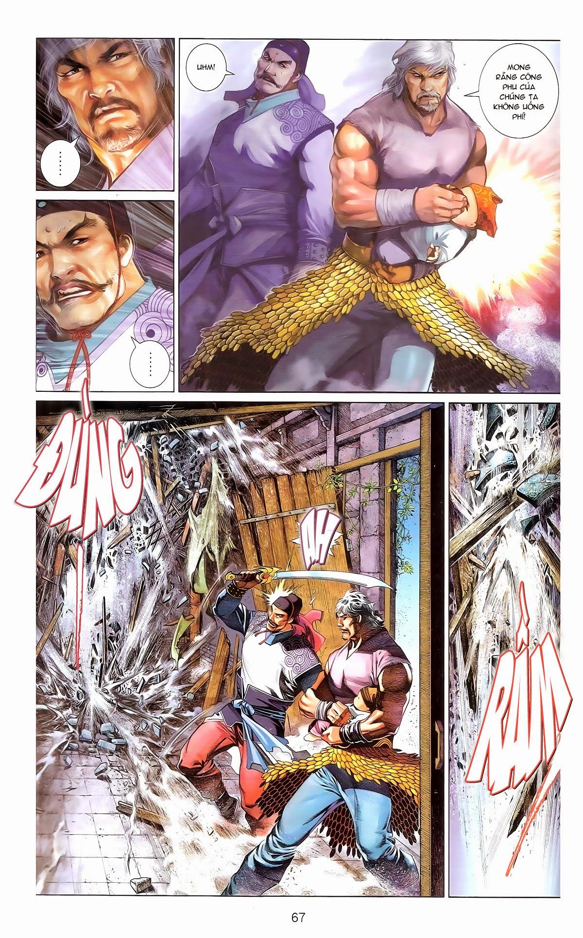 Phong Vân chap 674 – End Trang 69 - Mangak.info