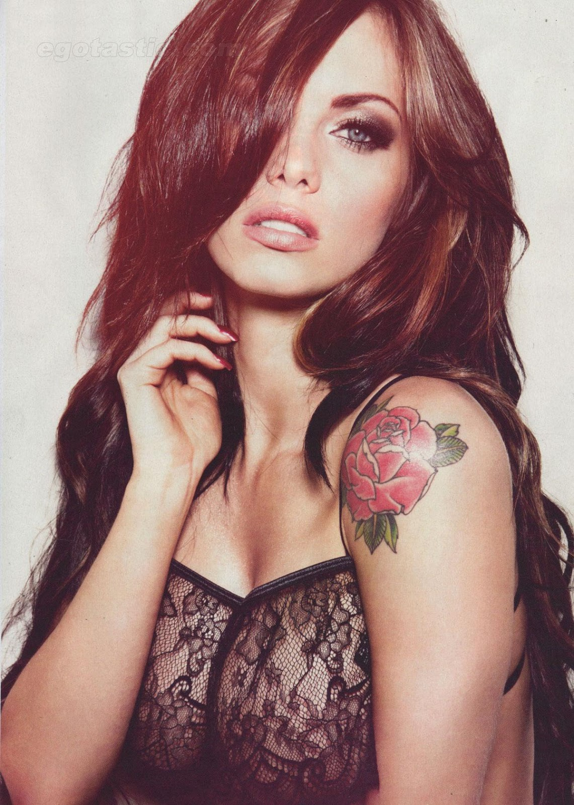 Jessica jane clement red for