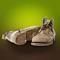 Цыганские ботинки