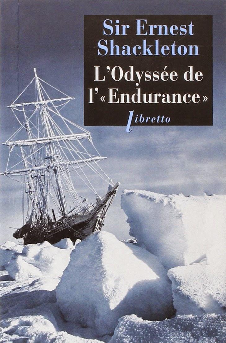 L'Odyssée de l'« endurance » préface de Paul Emile Victor