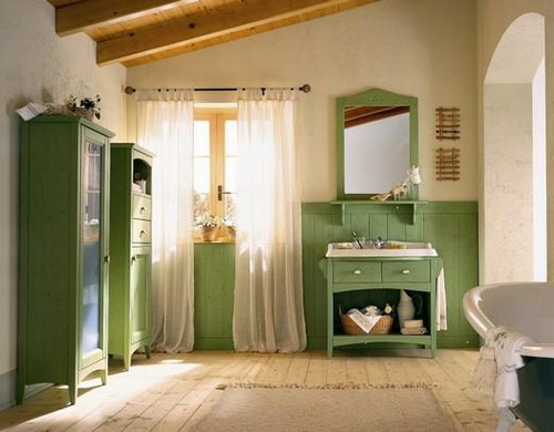 Several bathroom decoration ideas for country style bathrooms design home design gallery Bathroom design ideas country