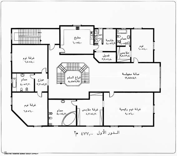 خرائط منازل ليبية http://designvillas.blogspot.com/2011/08/plans-home-design-18.html