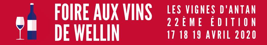 Foire aux Vins de Wellin les 17 18 19 14 Avril 2020