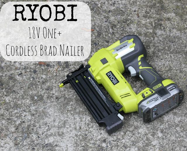 Ryobi Brad Nailer