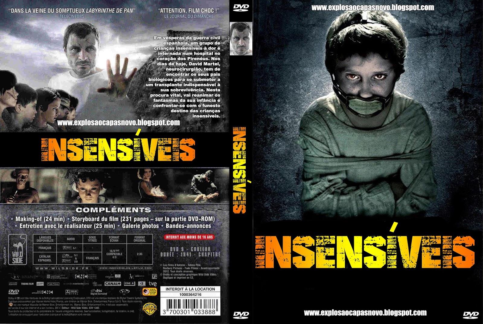 Download Insensíveis DVD-R Autorado Insensiveis