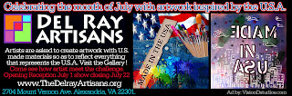 Made in the USA Del Ray Artisans Exhibit