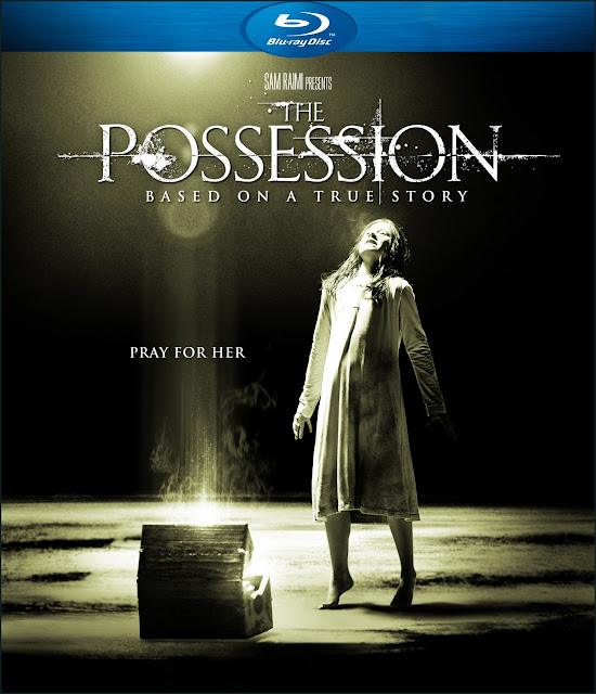 The Possession on Blu-Ray