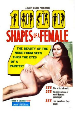 Sinopsis 1,000 Shapes of a Female (1963)