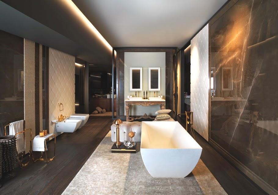Minosa isalone milan design week 2014 wrap up bagno - Showroom bagno milano ...