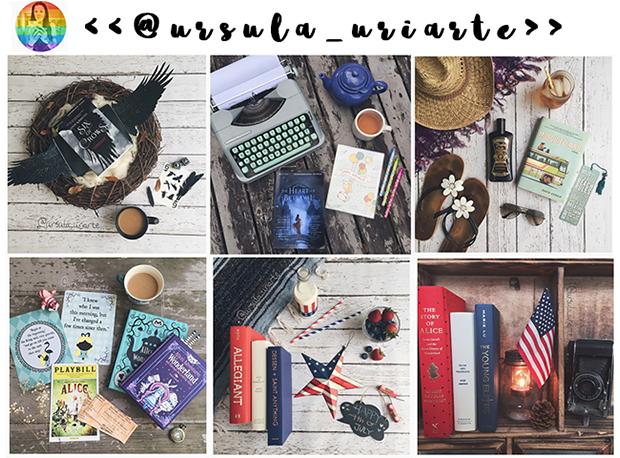 #bookstagramers, @ursula_uriarte