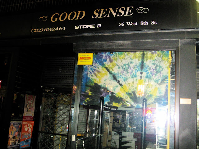 Good Sense was another New in New York establishment that just couldn't make it.