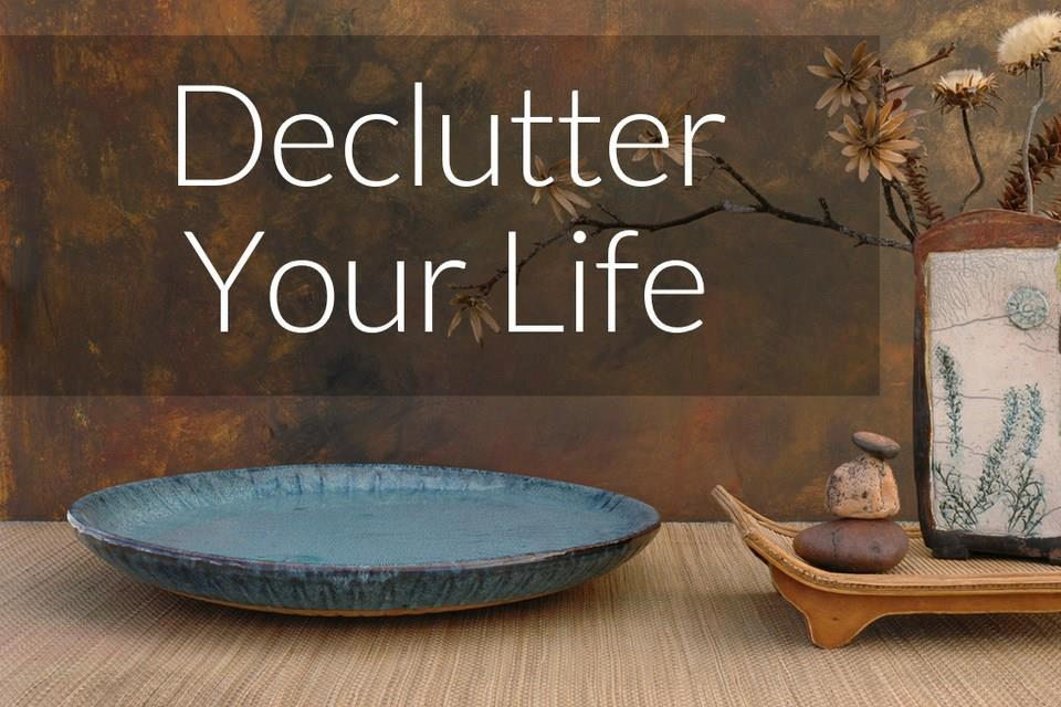 The happy turtle declutter the home declutter the mind for Zen simple living