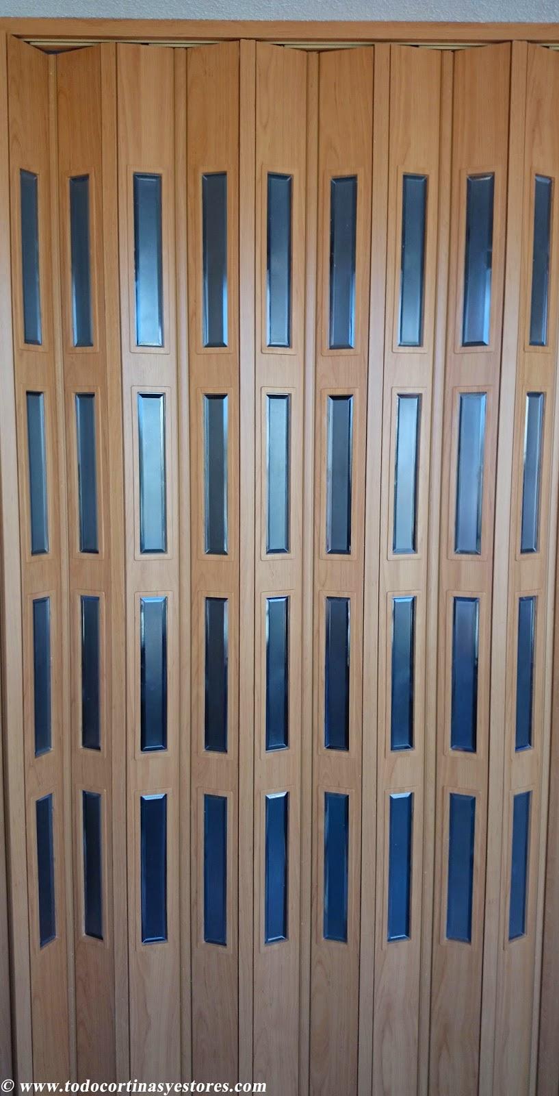 Decoracion interior cortinas verticales estores for Cortina plegable pvc