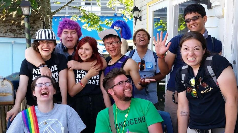 Camp Lightbulb - Summer Camp for LGBT Youth