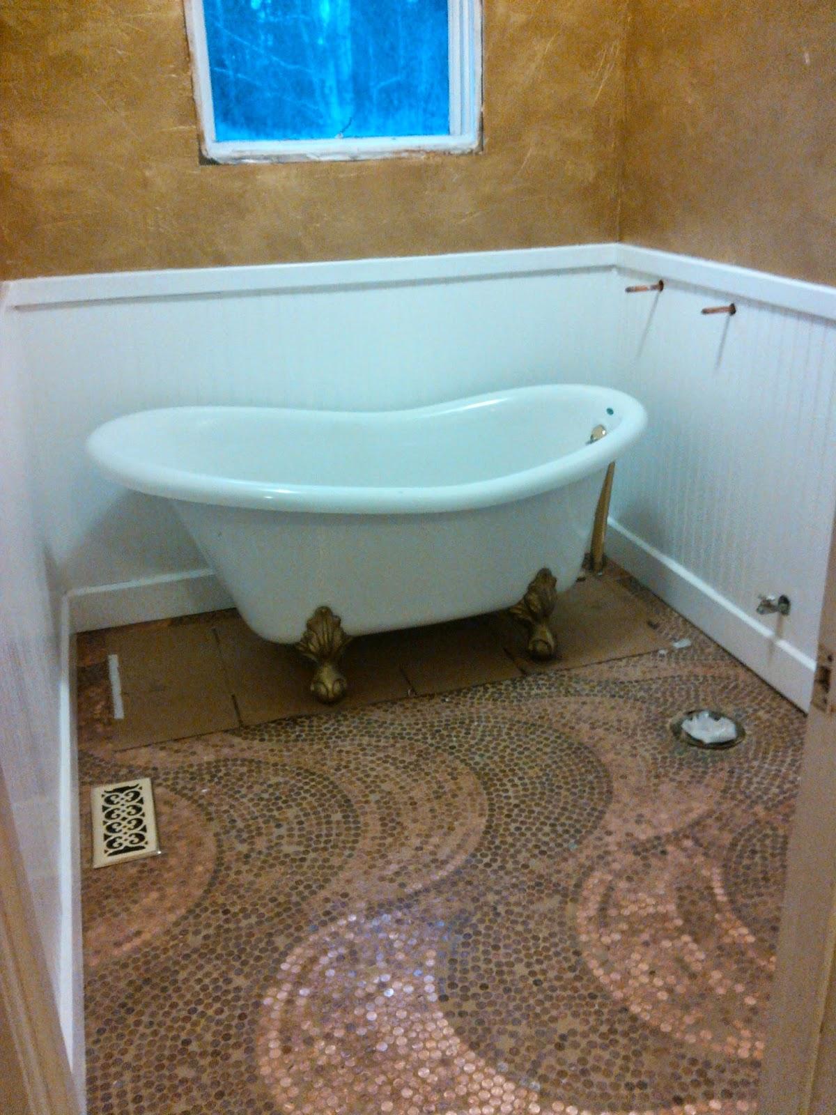Outstanding Sheetrock Around Tub Festooning - Bathtub Ideas - dilata ...