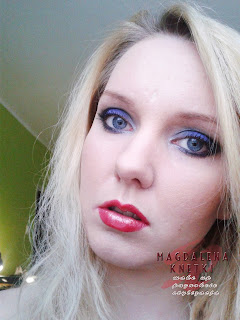 Wampirzy makijaż
