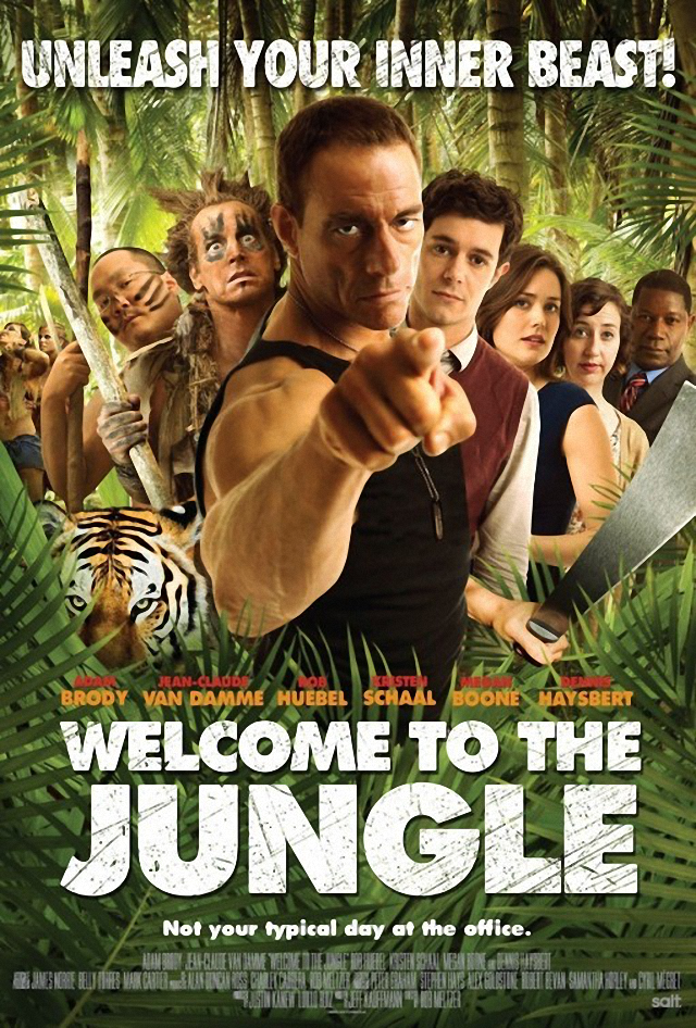 Welcome to the Jungle (Bienvenido a la jungla) - Solo Full Películas