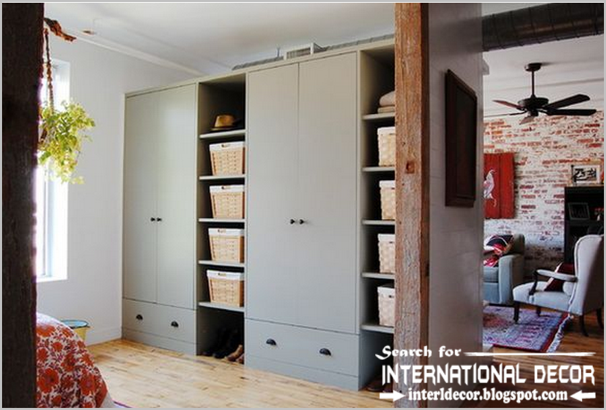 storage organization, space saving vertical storage systems in closet