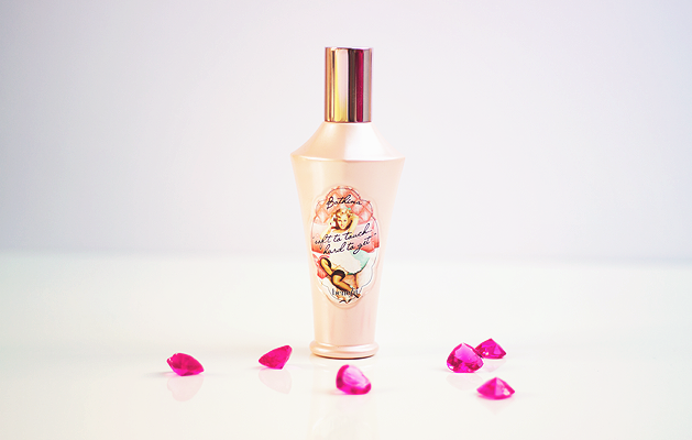 "Benefit Bathina ""Soft to Touch...Hard to Get"" Body Oil Mist, Benefit, Benefit Bathina Review, bbloggers, review, skincare, benefit"