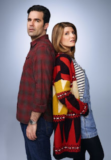 Rob Delaney y Sharon Horgan en una imagen promocional