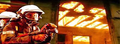 Couverture pour journal facebook pompier