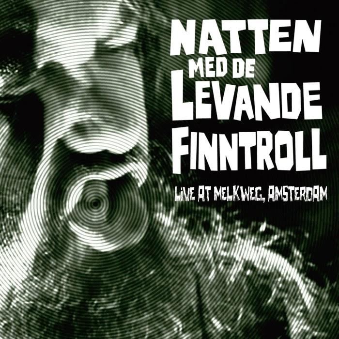 Finntroll - Natten Med De Levande Finntroll - album - cover