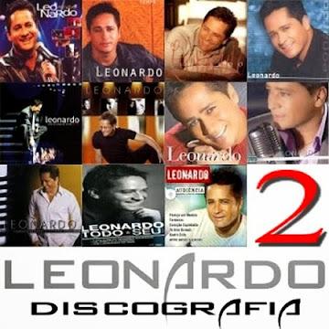 (NOVO LINK) LEONARDO - DISCOGRAFIA Parte 02