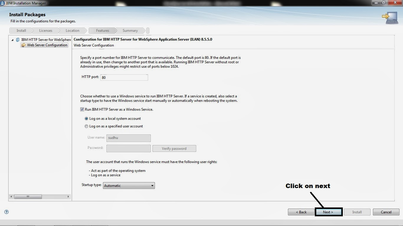 websphere application server 7 cluster installation
