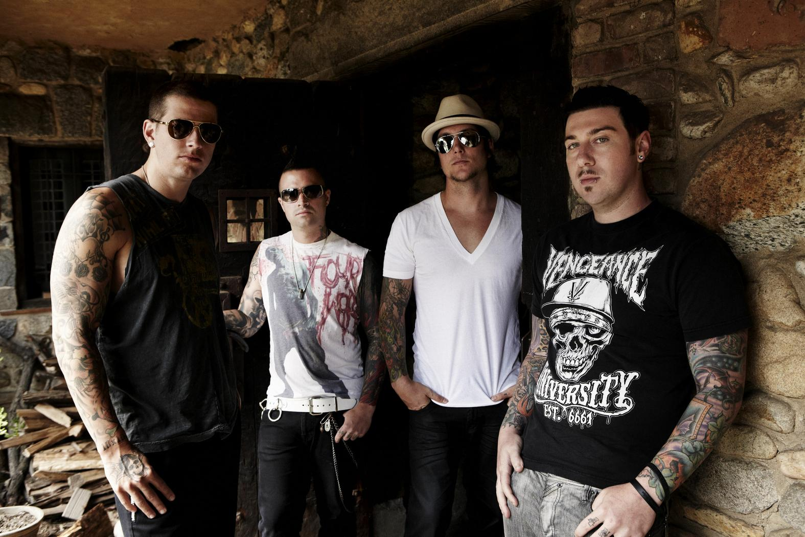 Avenged Sevenfold Hail To The King Album Download by
