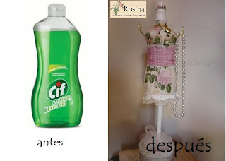 Reciclarte marzo 2011 - Como hacer plastico liquido ...