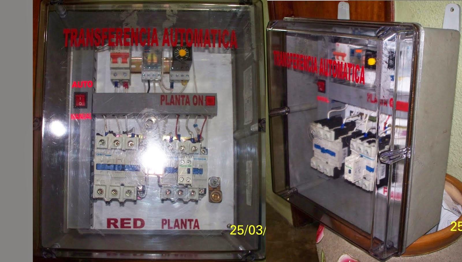 TRANSFERENCIA AUTOMÁTICA (ATS)