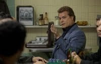Killing Them Softly Film - Actor Ray Liotta playing poker