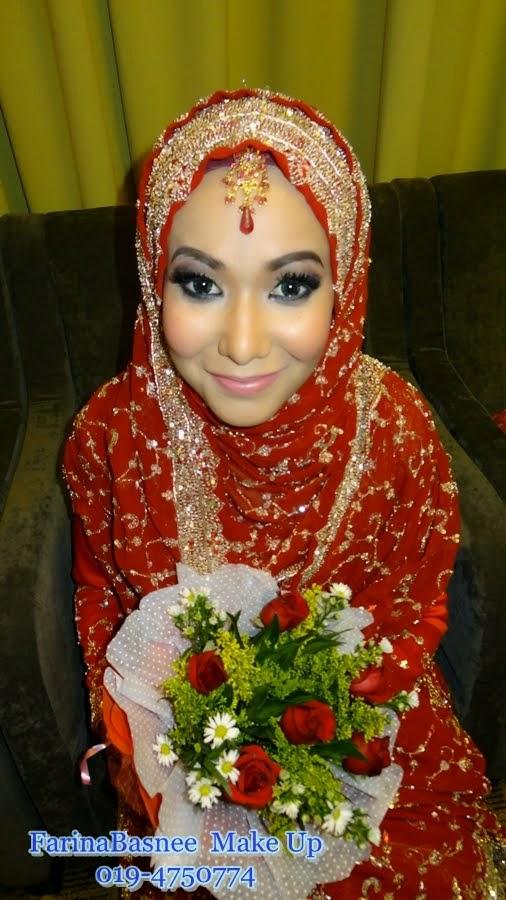 Bridal Make Up - Bollywood Theme