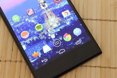 Spesifikasi HP Android KitKat ZTE Blade Vec