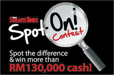 New Straits Times 'Spot On!' Contest