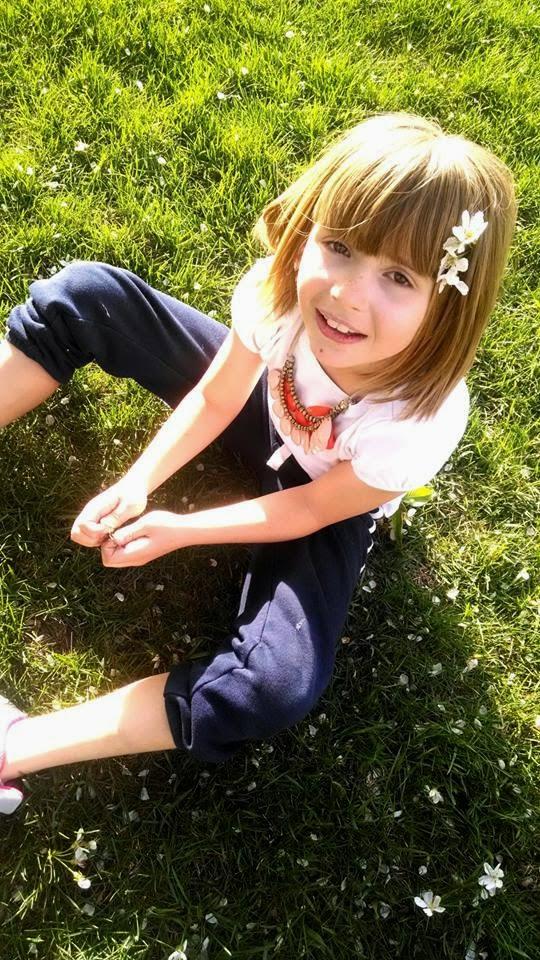 Ava age 10