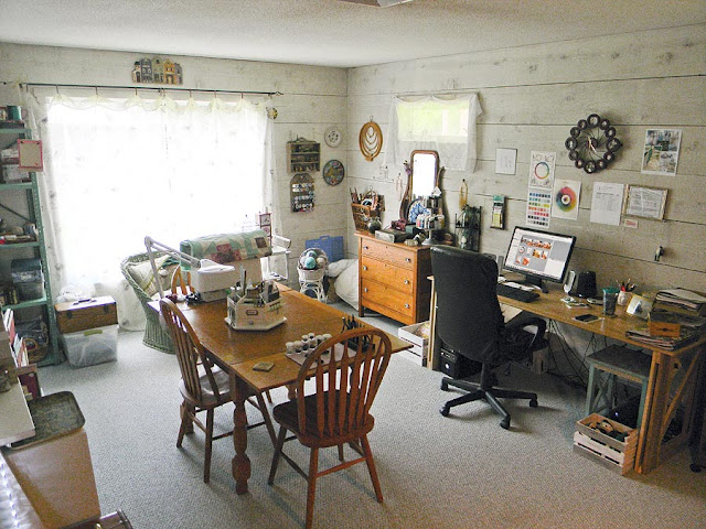 Work Room - An Overview