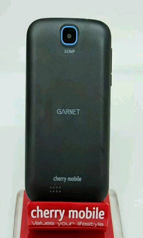 Cherry Mobile Garnet Now Available For Php1,899 Actual Photos Inside