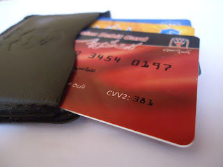 Credit card transactions can be disputed and reversed
