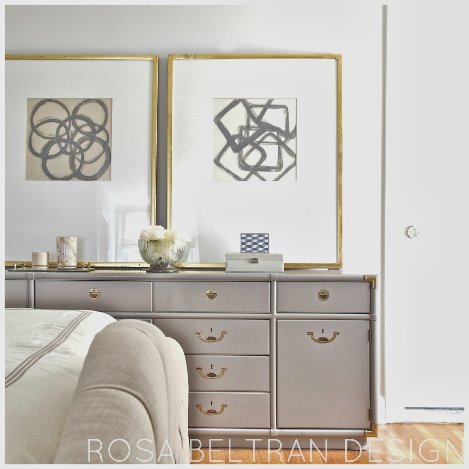 Rosa Beltran Design Diy Wall Art Series Modern Abstracts