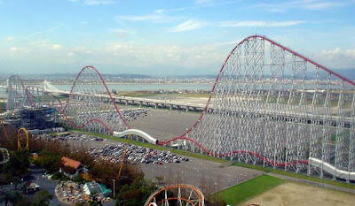 Nagashima, Jepang-Dragon Steel 2000, Nagashima Spa Land