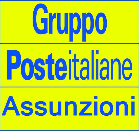 Risultati immagini per poste italiane assunzioni