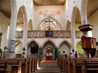 Capilla de San Blas de Rothenburg ob der Tauber