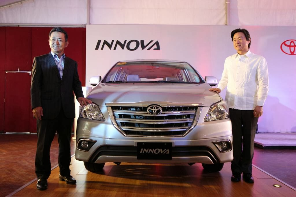 these are Toyota Innova-2013 available colors in Markets.