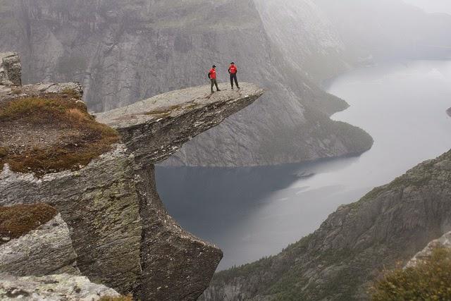 Trolltunga, Norge